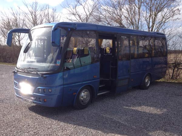 Coach hire Keynsham