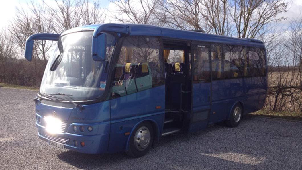 Coach Hire Bath